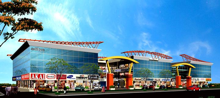 Aditya Mega Mall Shahdara