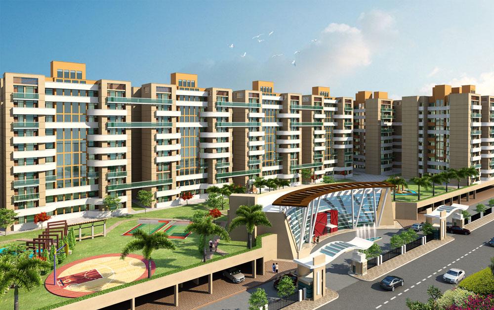 Amrapali Housing Project Raipur