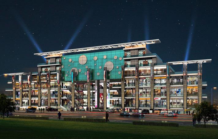 Beta Plaza, Greater Noida