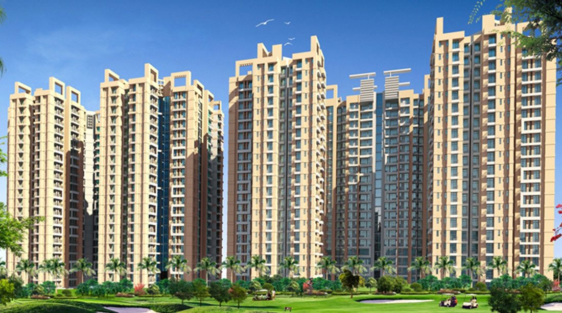 Golf Homes by Amrapali Group (Noida Extension)