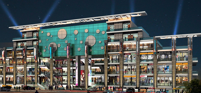 Commercial Projects - Corporate Tower, Retail and Offices