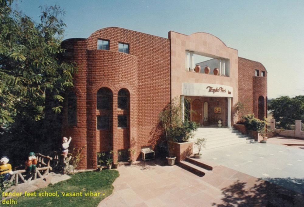Tender Feet School, Vasant Vihar